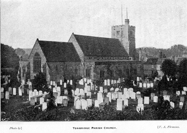 Parish Church in 1896